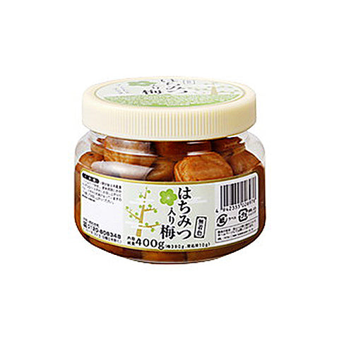 Umeboshi (Honey Flavor) 400g はちみつ入り梅 400g