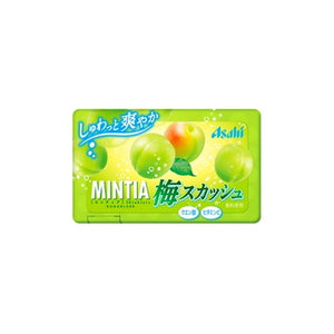 MINTIA Ume squash mint 50tablets ミンティア 梅スカッシュ  50粒