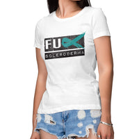 T-Shirt |  FU Scleroderma | Short Sleeve - print.direct, inc. of Taos