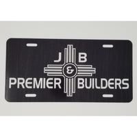 License Plate, Aluminum - print.direct, inc. of Taos