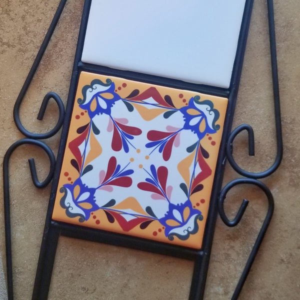"Tile, Ceramic  - 4"" x 4"" - print.direct, inc. of Taos"