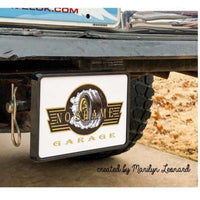 Trailer Hitch Cover - print.direct, inc. of Taos