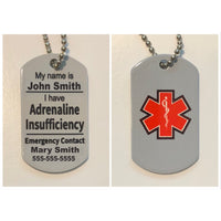 Dog Tag - 2-Sided - print.direct, inc. of Taos