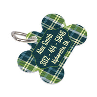 Pet Tags |  Bone, Round or Heart - print.direct, inc. of Taos