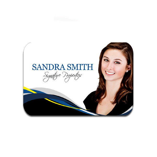 "Name Badge - 2"" x 3"" - print.direct, inc. of Taos"