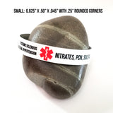 Bracelet, Aluminum Small - print.direct, inc. of Taos