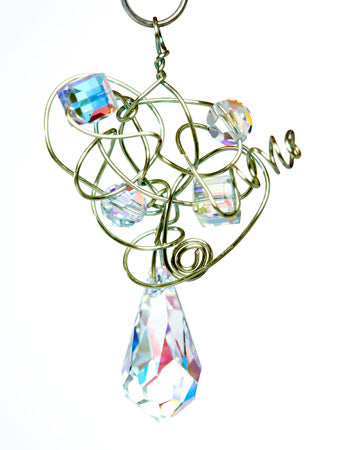 Sterling Silver Sun Catcher
