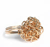 Woven Chaos 14k Gold-Filled Ring