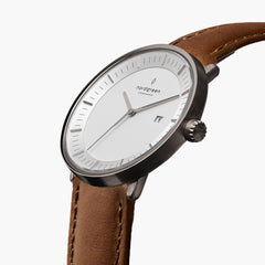 Philosopher watch - nordgreen