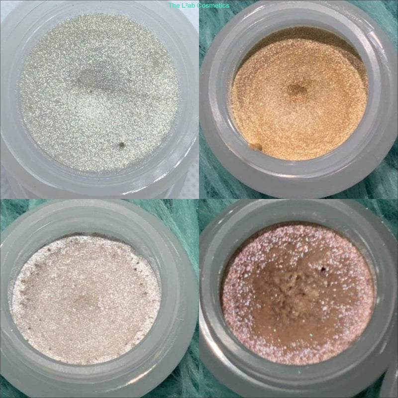 Décolleté 1,2,3,4 (cream highlighter) - Laboratory-Cosmetics