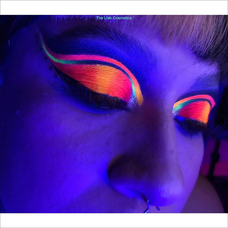 NE10 Neon Pigments - The-Lab-Cosmetics