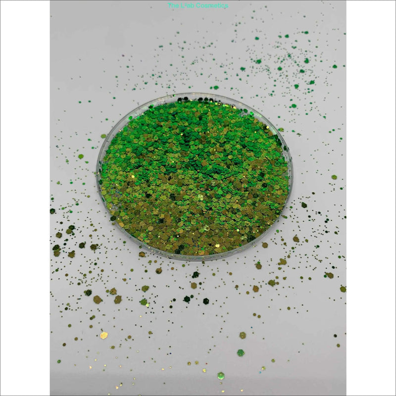 Radio Active Spill loose glitter - The-Lab-Cosmetics