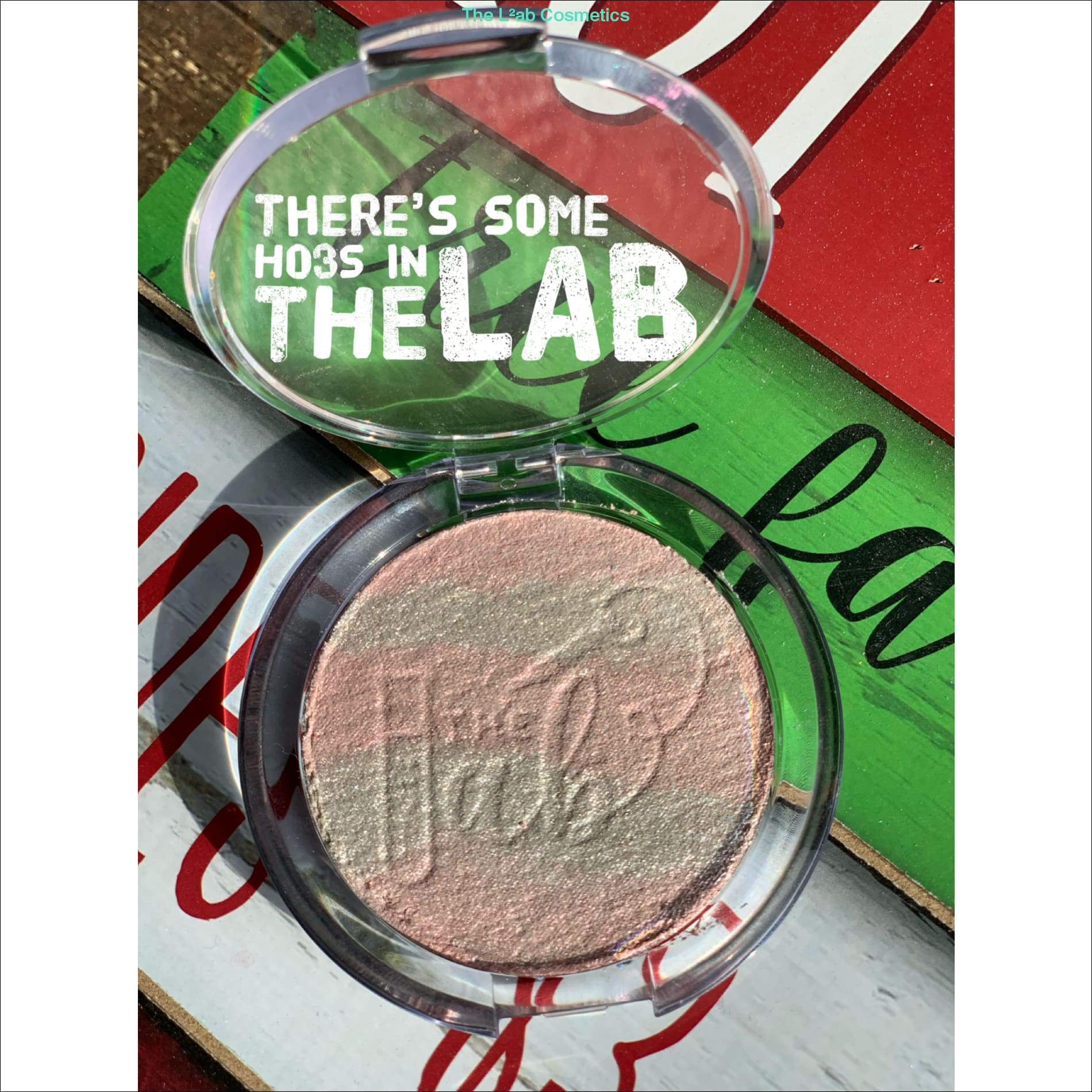 There's some Ho3s in the lab highlighter - The-Lab-Cosmetics