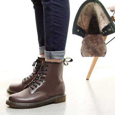 Men And Women HighShoes  Cotton Boots 002