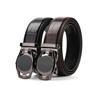 Men's Business Casual Wild Leather Belt