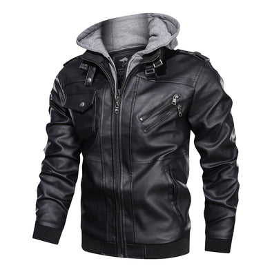 Leather Jacket 603