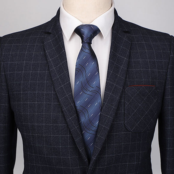 Business Suit High-End Tie Lby51