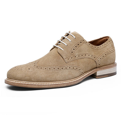 Dressed Cowhide Casual Gentleman Brock Shoes 700