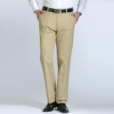 Men's Classic  Cotton pants