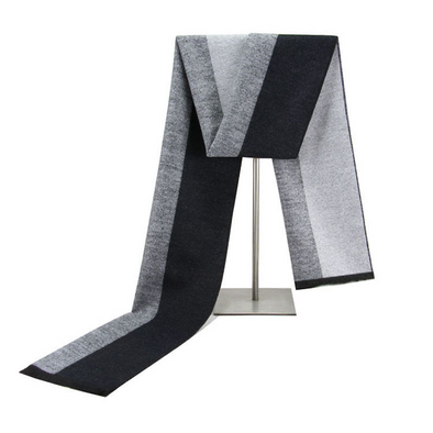 Men's winter warm cashmere scarf 248