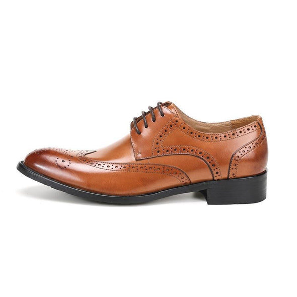 Astomn British Style Brogue Shoes