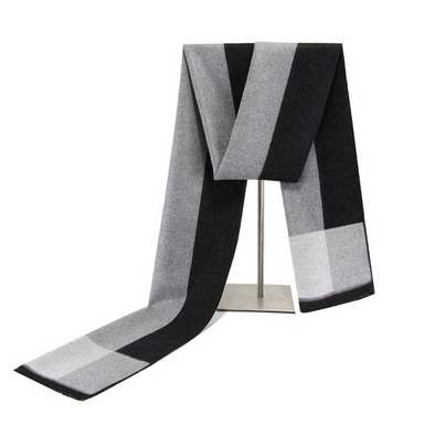 Men's winter warm cashmere scarf 258
