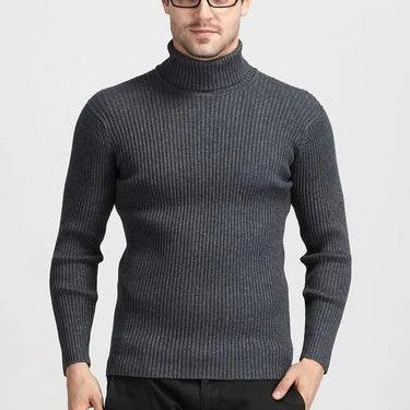 Thick Warm Cashmere Sweater Men