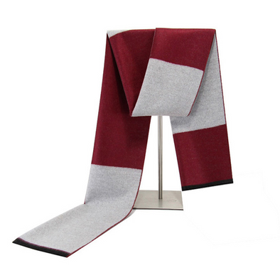 Men's winter warm cashmere scarf 224