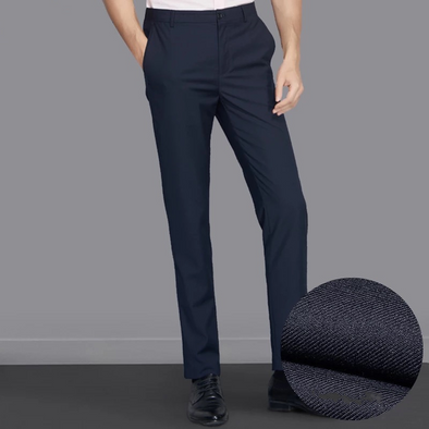 BossWears Men's Slim-free Casual Pants 232