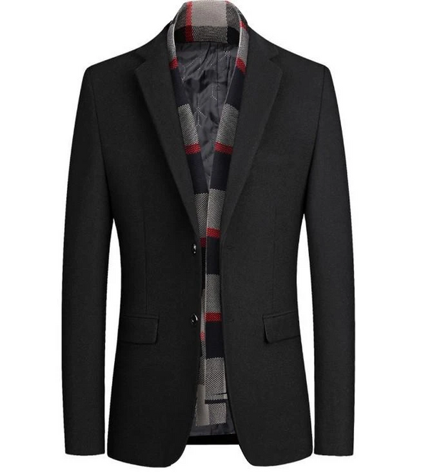 Men's Wool Coat 103