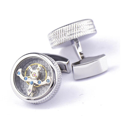 Men's Watch Cufflinks