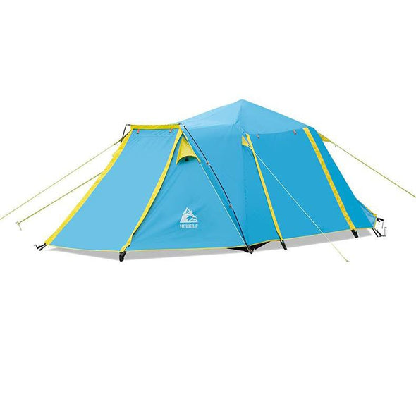 Multi-person extra large tent