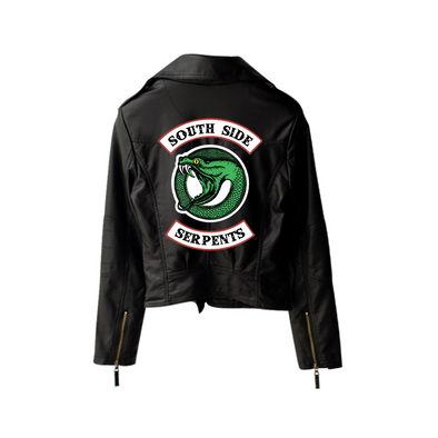 River Valley Viper Help Leather Jacket 322