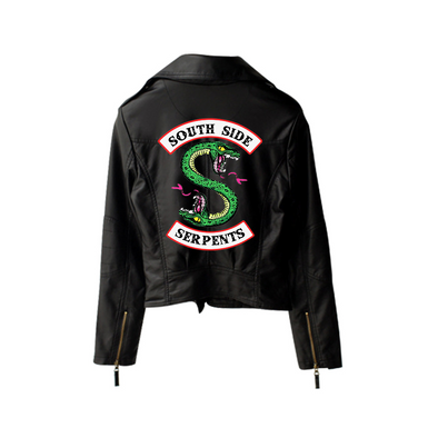 River Valley Viper Help Leather Jacket 321