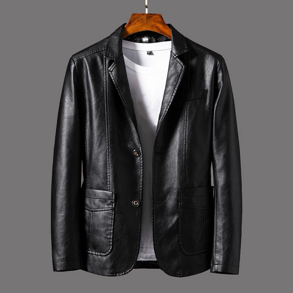Leather Jacket 096