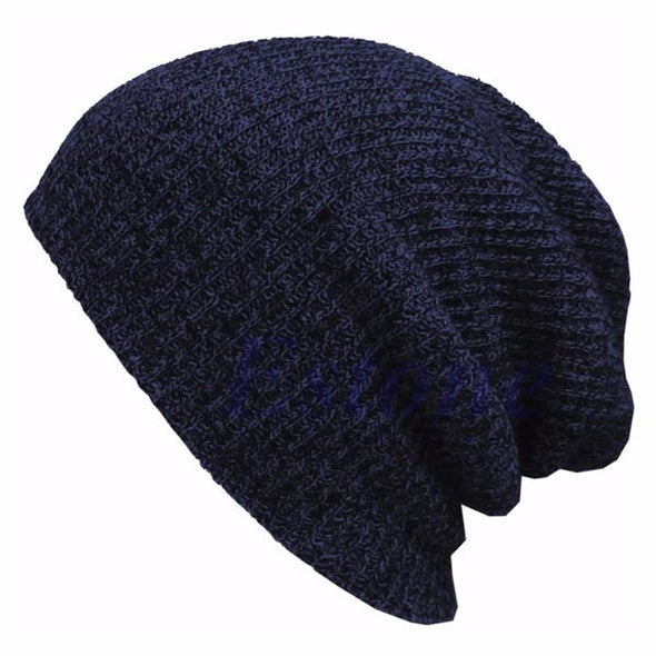 Wool Knit Hat Autumn Winter Outdoor Warm Hat 034