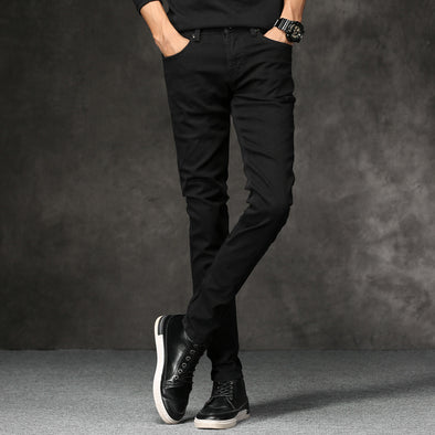Bosswears Autumn Slim Straight Casual Pants 028