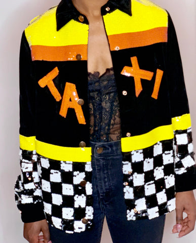 Catch A Taxi Jacket
