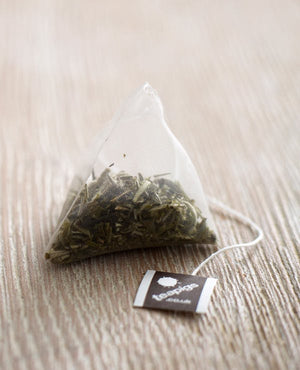 Is there plastic in our tea and packaging?