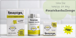 take the teapigs matcha challenge!