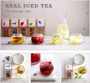the definitive guide to teapigs' iced tea