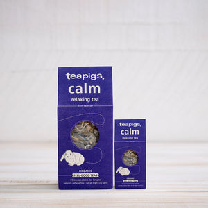 calm with valerian