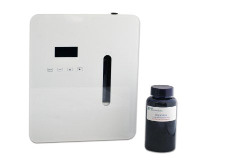 Bundle - AE650 Scent Diffuser with 8 Ounces of Oil
