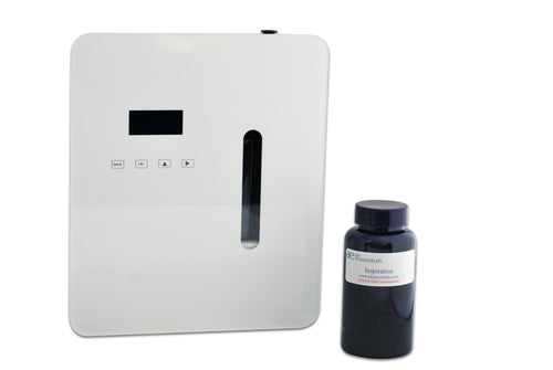 BUNDLE of AE1100 Scent Diffuser with 1 bottle of oil