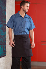 Load image into Gallery viewer, UT 3056 - Half Waist 2-Section Pocket Apron