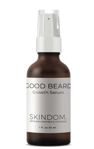 Good Beard - skindomusa - beard serum - skindom skincare