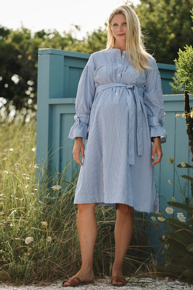 Yoked Shirtdress