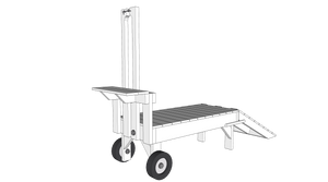 Goat stand/stanchion - Plans