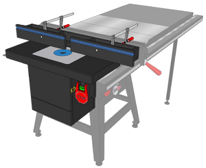 Router table - Plans