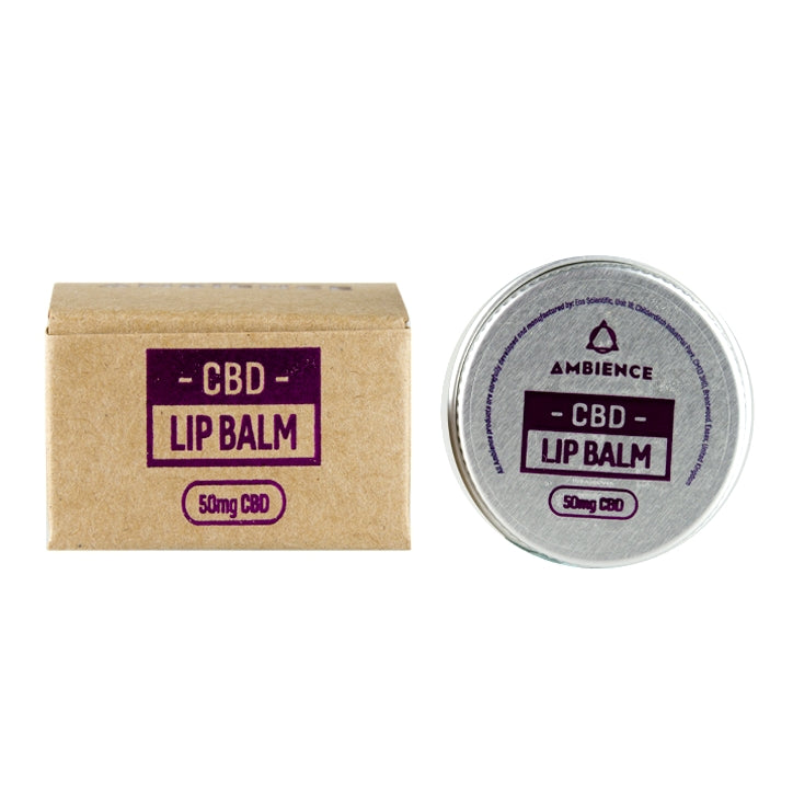 CBD Lip Balm by Ambience | CBD Topical Collection Spain